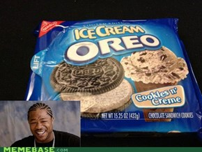Yo Dawg I herd you like cookies.....