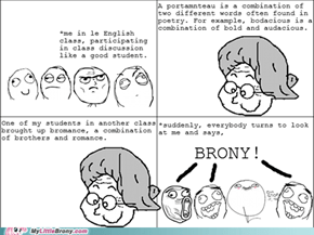 The Benefits of Being Openly Brony