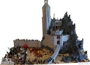 LEGO Helm's Deep WIN