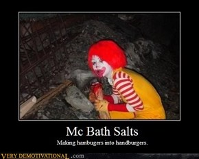 Mc Bath Salts
