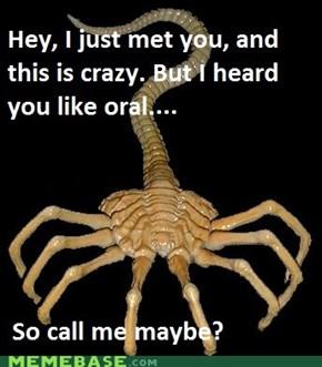 Hey...