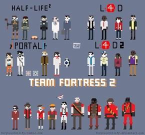 Valve in Pixels
