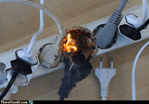 Time to Buy a New Power Strip