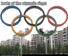 lords of the olympic rings
