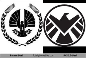 Panem Seal Totally Looks Like SHIELD Seal
