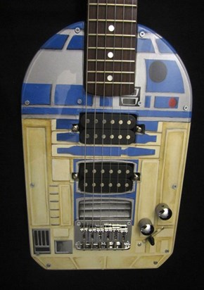 Guitar2-D2 of the Day