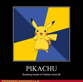 Did you know Pikachu