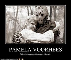 PAMELA VOORHEES