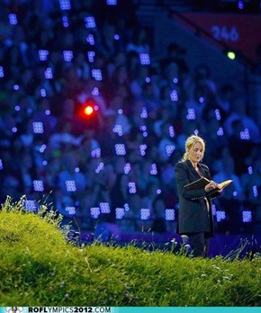 There's No Better Way to Open Up the Olympics Than With JK Rowling