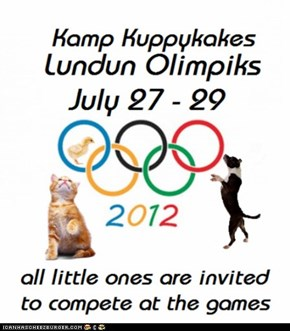 Lundun Olimpiks for Kampers