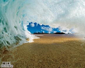 Crashing Wave WIN