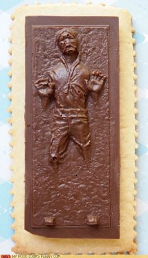 Han Encased in Chocolate