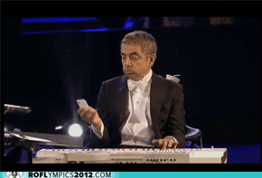 Rowan Atkinson is the Greatest