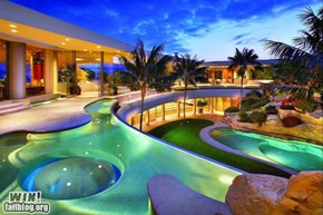 WINcation at the Portabello Estate in Corona del Mar, California