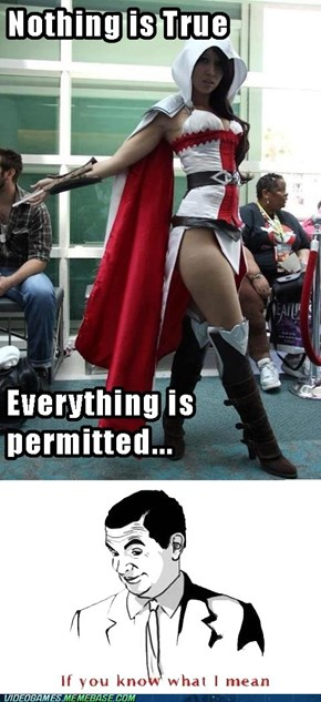 Everything is permitted