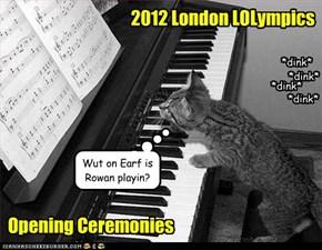 2012 London LOLympics
