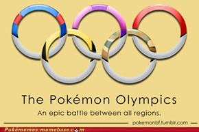 The Pokemon Olympics