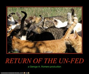 RETURN OF THE UN-FED