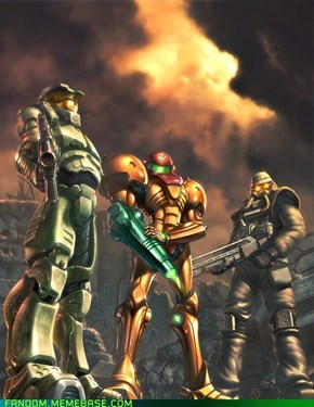 Halo/Metroid/Killzone