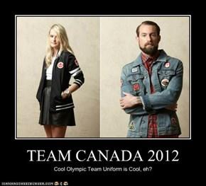 TEAM CANADA 2012