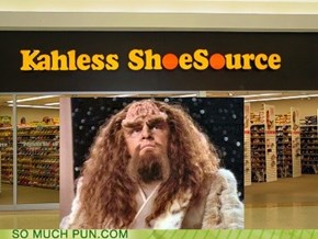 Expect more. Kahless.