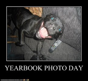 YEARBOOK PHOTO DAY