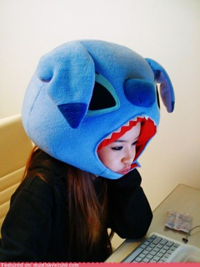 Giant Stitch Head