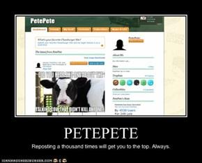 PETEPETE