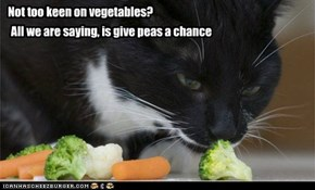 Not too keen on vegetables?