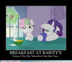 Breakfast in Equestria