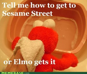 How DO you get to Sesame Street?
