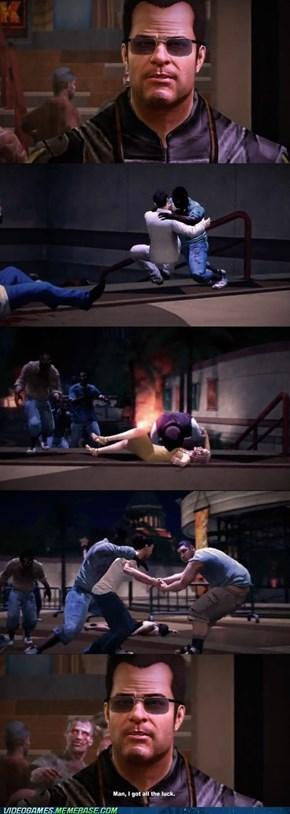 Poor Frankie West