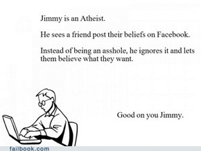Facebook Etiquette