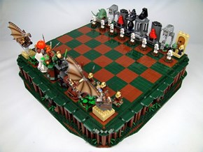 Star Wars Chess Set of the Day