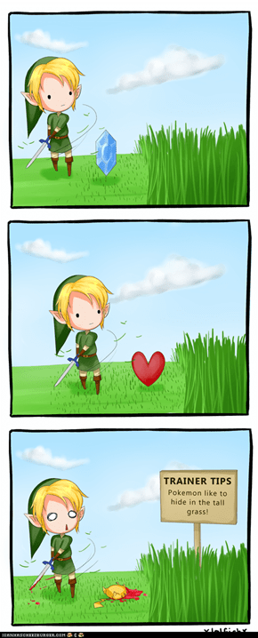 Why Link was banned from Kanto