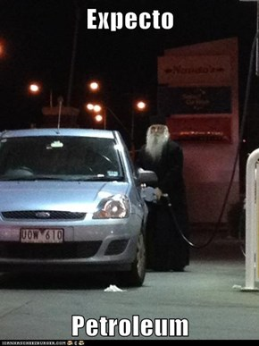 Expecto  Petroleum