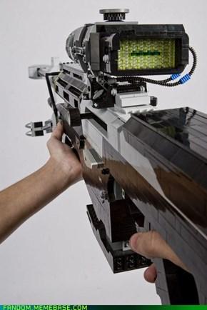LEGO: Reach