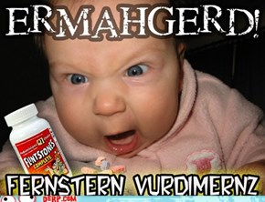 ermahgerd - flintstone vitamins!