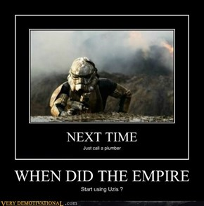 WHEN DID THE EMPIRE