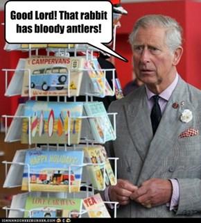 Alert the Royal Academy!