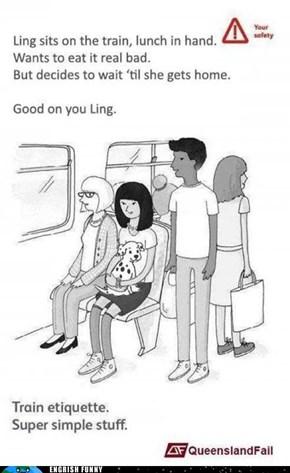 No, Ling, No!