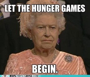 The Olympic Hunger Games