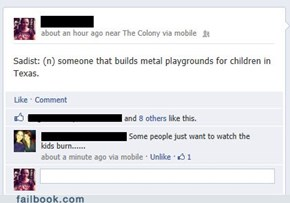 Chaos on the Playground