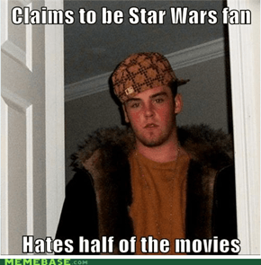 """True"" Fans Also Hate the Man who Brought us Star Wars"