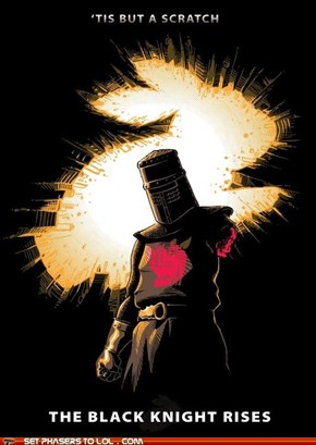Batman - The Black Knight Rises
