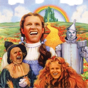 Gary Busey Fan Art of the Day