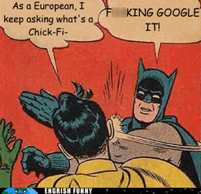 Google is a Thing, Ya Know!