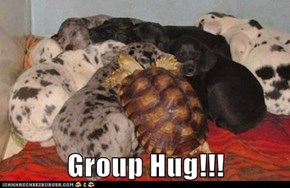 Group Hug!!!