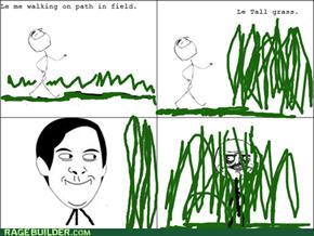 Le Grass