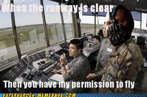 The Worst Air Traffic Controller